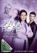 Saving Hope - Die Hoffnung stirbt zuletzt - Morwyn Brebner, Malcolm Macrury, Marcus Robinson, Adam Pettle, Waneta Storms