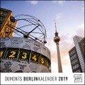 Berlin 2019 - Wandkalender - Quadratformat -