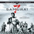 Seven Samurai (Ost)+9 Bonus Tracks - Various