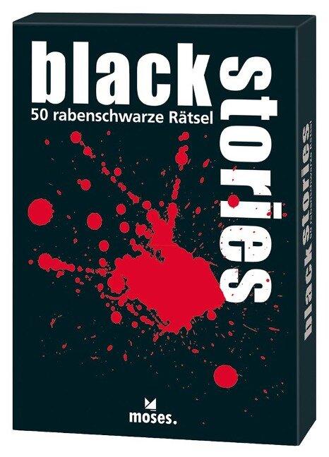 Black Stories - Holger Bösch