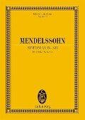 Sinfonias IX-XII - Felix Mendelssohn Bartholdy