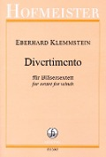 Divertimento - Eberhard Klemmstein