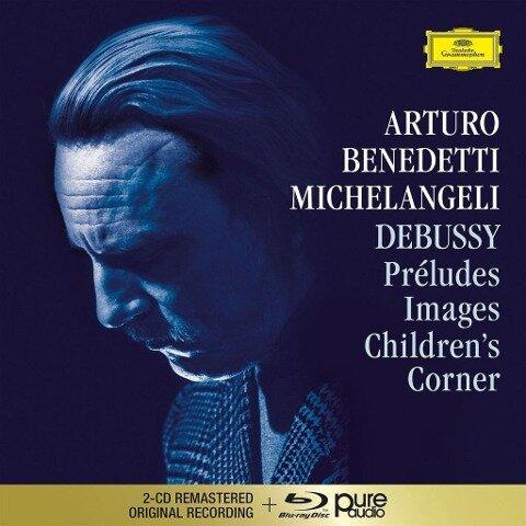 Debussy / Michelangeli: Préludes, Images, Children's Corner - Claude Debussy