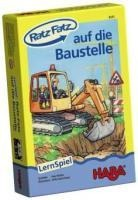 Mini-Ratz-Fatz auf die Baustelle -