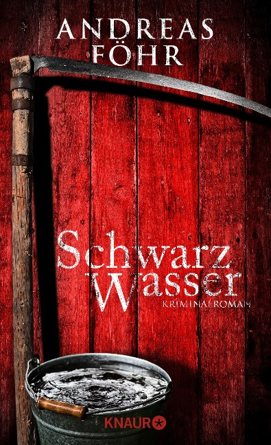 Schwarzwasser - Andreas Föhr