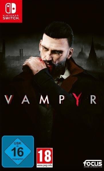Vampyr (Nintendo Switch) -