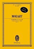 Sinfonie Nr. 29 A-Dur - Wolfgang Amadeus Mozart
