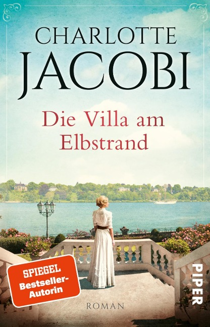 Die Villa am Elbstrand - Charlotte Jacobi