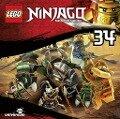 LEGO Ninjago (CD 34) -