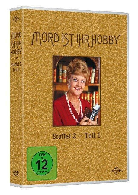 Mord ist ihr Hobby - Staffel 2.1 -