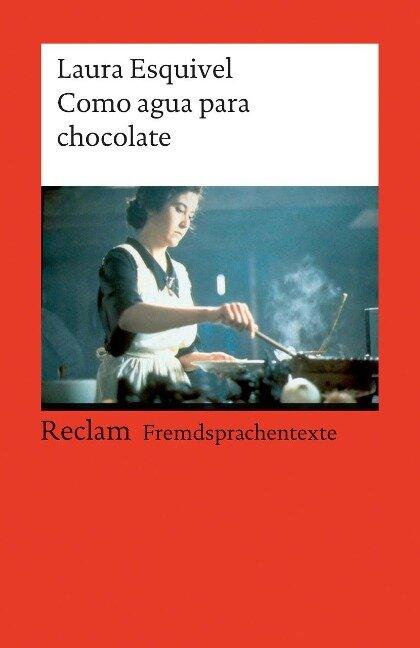 Como agua para chocolate - Laura Esquivel