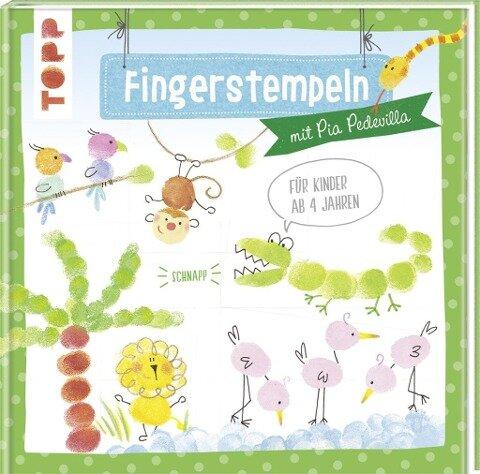 Fingerstempeln - Pia Pedevilla