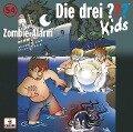 Die drei ??? Kids 54. Zombie-Alarm (drei Fragezeichen) CD - Ben Nevis