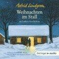 Weihnachten im Stall und andere Geschichten (CD) - Astrid Lindgren