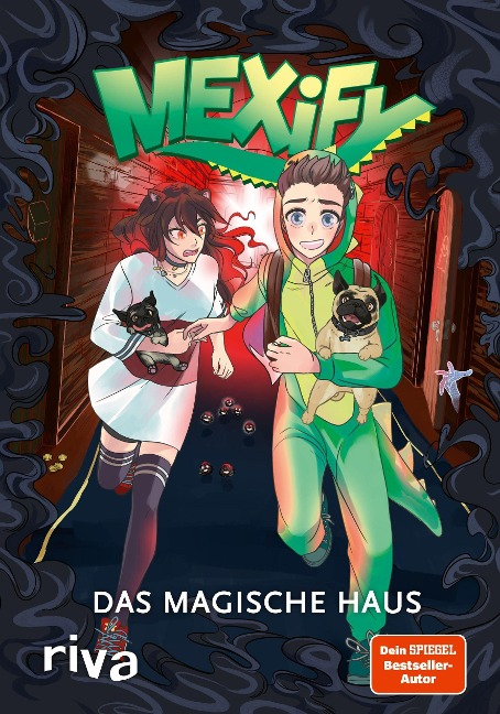 Mexify - Das magische Haus - Mexify, Claudia Kern