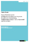 Stegstoßlaminierung im Handlaminierverfahren am Steg eines Rotorblattes (Unterweisung Verfahrensmechaniker /-in fu¿r Kunststoff und Kautschuk) - Vojkan Punisic