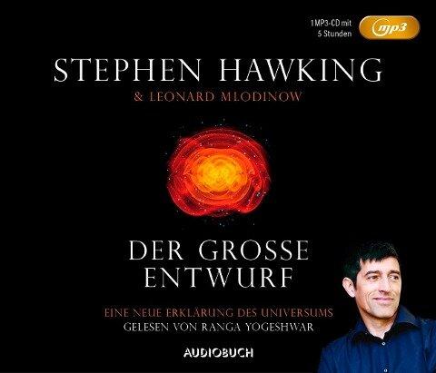 Der große Entwurf - Stephen Hawking, Leonard Mlodinow