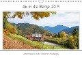 Ab in die Berge 2019 - Aussichtsplätze in den Münchner Hausbergen (Wandkalender 2019 DIN A4 quer) - K. A. Susazoom