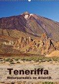 Teneriffa - Naturparadies im Atlantik (Wandkalender 2018 DIN A2 hoch) - Anja Ergler