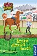 Kati und Azuro, Azuro startet durch - Anna Benzing