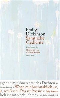 Sämtliche Gedichte - Emily Dickinson