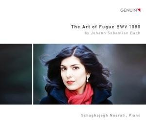 The Art of Fuge BWV 1080 - Schaghajegh Nosrati