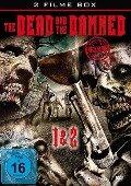 Dead and Damned 1+2 /DVD - Barry Massoni, Rene Perez, Mattia Borrani, Rene Perez, The Darkest Machines