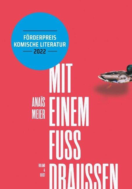 Mit einem Fuss draussen - Anaïs Meier