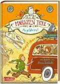 Die Schule der magischen Tiere 04: Abgefahren! - Margit Auer