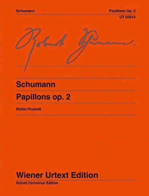 Papillons - Robert Schumann