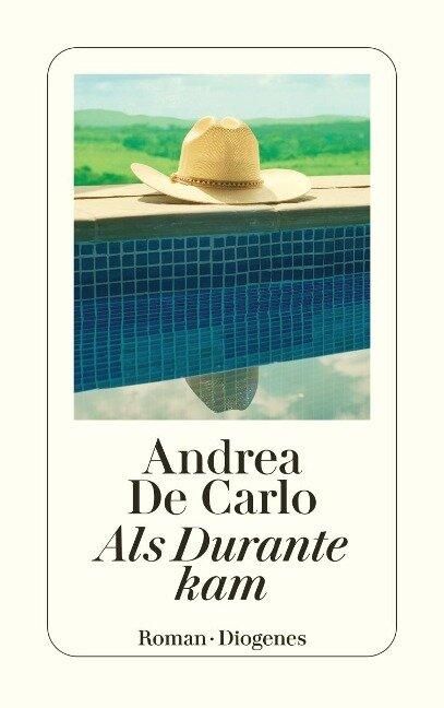 Als Durante kam - Andrea DeCarlo