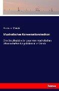 Musikalisches Konversationslexikon - Hermann Mendel