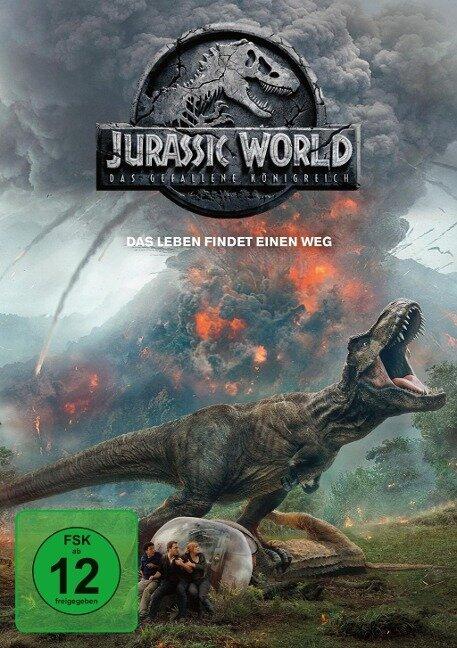 Jurassic World 2: Das gefallene Königreich -