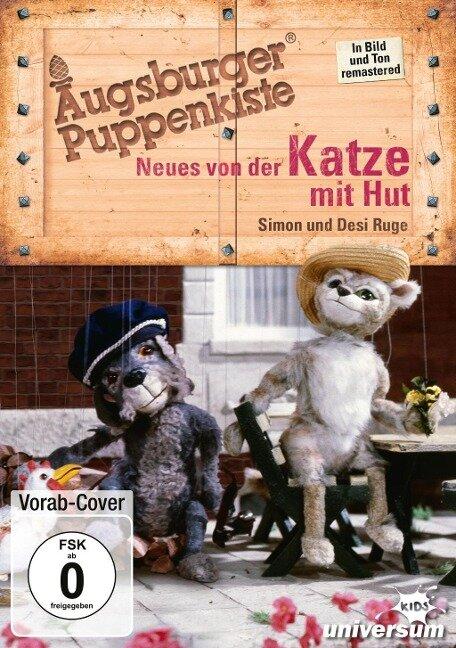 Augsburger Puppenkiste - Neues von der Katze mit Hut -