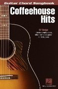 Guitar Chord Songbook: Coffeehouse Hits -