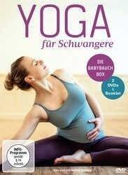 Yoga für Schwangere - Die Babybauch-Box -