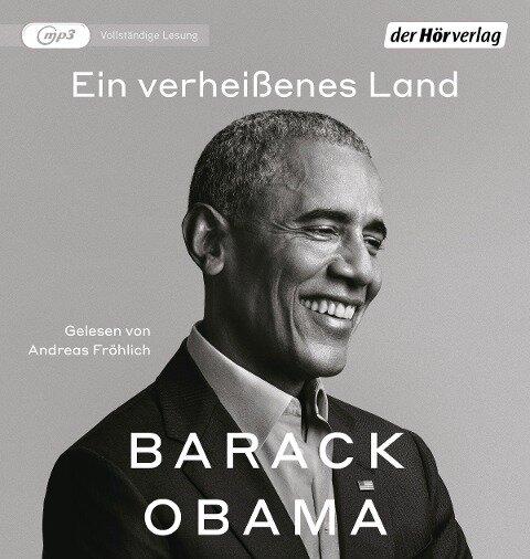 Ein verheißenes Land - Barack Obama