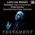 Eine Nacht Auf Dem Kahlen Berg - Matacic/Philharmonia Orchestra