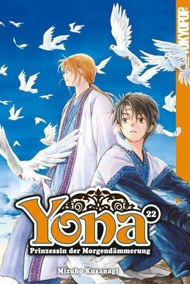 Yona - Prinzessin der Morgendämmerung 22 - Mizuho Kusanagi