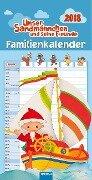 Familienkalender Sandmännchen 2018 -