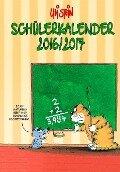 Schülerkalender 2016/2017 - Uli Stein