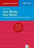 Your Words, Your World - Richard Humphrey