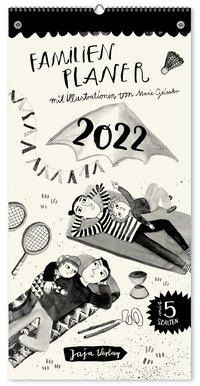 Familienplaner 2022 -