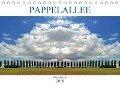 Pappelallee (Tischkalender 2018 DIN A5 quer) - Klaus Eppele