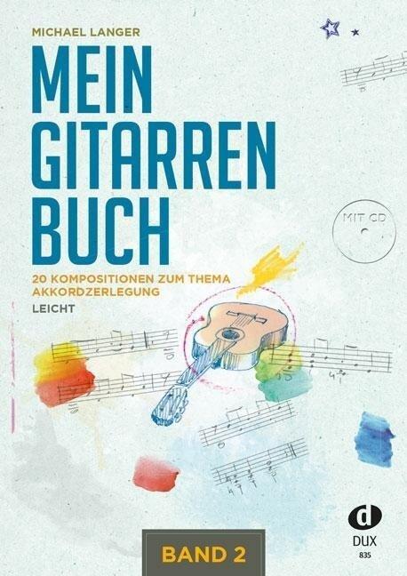 Mein Gitarrenbuch Band 2 - Michael Langer