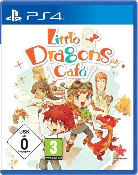 Little Dragons Cafe (PlayStation PS4) -