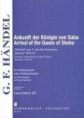 Ankunft der Königin von Saba - Georg Friedrich Händel