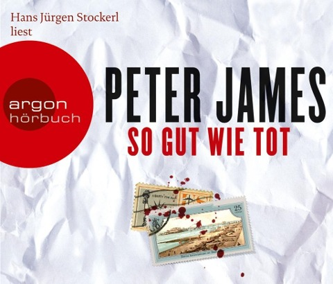 So gut wie tot (Hörbestseller) - Peter James