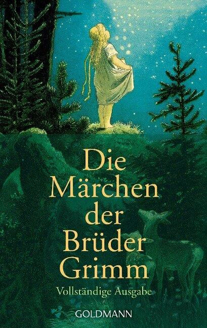 Die Märchen der Brüder Grimm - Gebrüder Grimm
