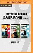 RAYMOND BENSON - JAMES BOND 3M - Raymond Benson